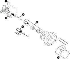how to repair a moen shower faucet repair bathtub faucet remove shower valve handle