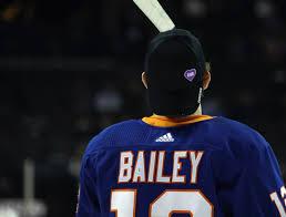 New York Islanders How to Address the Josh Bailey Situation