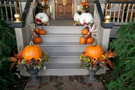 Outdoor Decorating For Fall Fall Porch Decorations Design Ideas And Decor