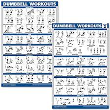Weight Exercise Chart Free