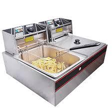 the generic 5000w 12 liter countertop deep fryer