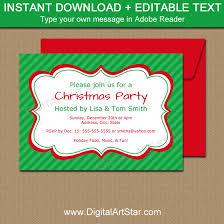 printable christmas invitations christmas invitation templates printable holiday invites digital
