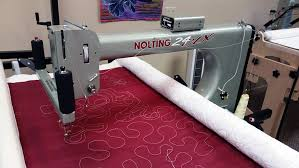 Featuring Mid Arm Quilting Machines & Others | Nolting & CLX Adamdwight.com