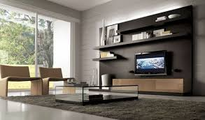 Small Picture Admirable Wall Shelves Living Room Tv Wall Unit Designs With