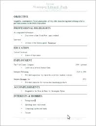 Resume Templates Word Free Resume Resume Numbering A Research Paper