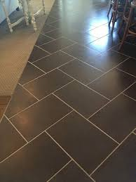 Herringbone Tile Pattern 12×24