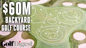 Home Golf Course Design Every Feature Of A 60 Million Backyard Golf Course In The Hamptons Green Fees Golf Digest