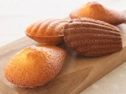 madeleines à la pâte d'amandes : Recette de madeleines à la pâte d ...