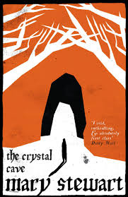 Mary Stewart Design The Crystal Cave Ebook By Mary Stewart Rakuten Kobo