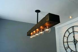 barn wood chandelier reclaimed light fixture large size of farm potter