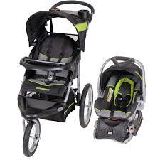 Baby Trend Millennium Jogger Travel System, Green - Walmart.com