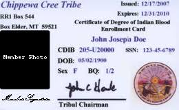 Montana Montana Tribal Id Montana Tribal Tribal Id