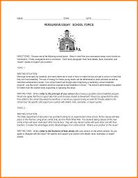 high school persuasive essays examples for high school address   high school 6 persuasive essay for high school essay checklist 8 persuasive essays examples