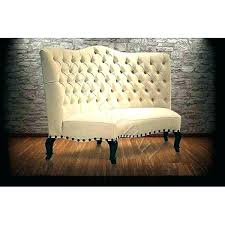 curved settee bench. Perfect Settee Curved Dining Bench Settee Lovely For Round  Table Custom Tufted   In Curved Settee Bench