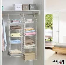 hanging closet organizer. Plain Hanging Image Is Loading WardrobeStorageDIYHangerHangingClosetOrganizer Clothes Intended Hanging Closet Organizer I