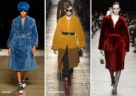 fall winter 2017 2018 fashion trends belted coats