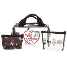 dels about disney villains makeup bags disney travel bags disney villains gift disney vil