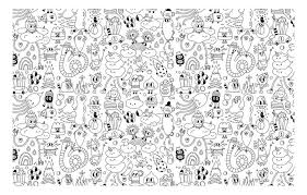 According to wikipedia a doodle is an unfocused or unconscious drawing made while a person's attention is otherwise occupied. Doodle Art Is Accessible To Everyone Let Your Mind Wander Only A Pencil And A Notebook You Can Really Make Doodle Art Coloring Pages Doodle Coloring