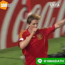 I Am Ball - ประตูโทนของ เฟร์นานโด ตอร์เรส ช่วยให้ สเปน คว้าแชมป์ยูโร 2008