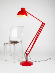 iconic lighting. anglepoise type75 maxi led signal red iconic lighting s