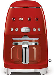 SMEG 1950's <b>Retro Style Coffee</b> Maker Machine (Red): Amazon.ca ...