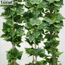 luyue whole beautiful flower vine wedding home wall mounted garden artificial 62985