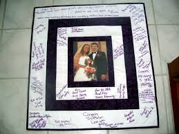 Another Wedding Signature Quilt &  Adamdwight.com