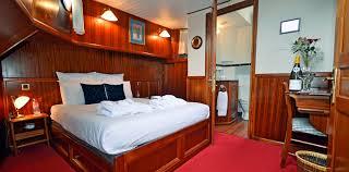 la belle epoque spacious double cabins