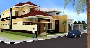 Virtual Exterior Home Design Simple Inspiration Design