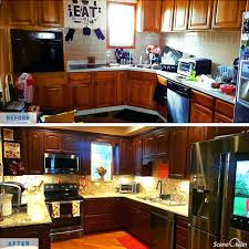 Renovating A Kitchen Kitchen Remodeling Renovating Scene Clean