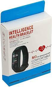 <b>M3</b> Intelligence <b>Bluetooth</b> Health Wrist <b>Smart</b> Band <b>Watch</b>