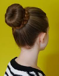Sock Bun Hair Style bun hairstyle 2580 by wearticles.com