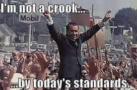 Image result for richard nixon a crook