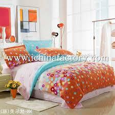 reactive printed bedding set 100 cotton duvet cover set king size comforter set