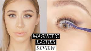 ardell magnetic lashes first impression review