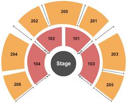 The Grand Chapiteau Toronto Seating Chart 2019