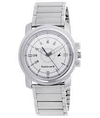 fastrack economy tit 3039sm01 men s watch buy fastrack economy fastrack economy tit 3039sm01 men s watch