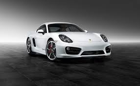 Porsche Exclusive Crafts One Striking Cayman S