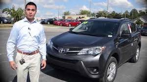 2015 Toyota RAV4 LE Overview (with Charles Jimenez) - YouTube