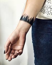 кдтёρσℓє тату Tattoos Forest Tattoos и Arm Band Tattoo