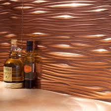 Copper Backsplash Kitchen Copper Backsplash Doodad 19 May 17 125725