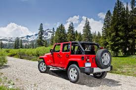 2012 Jeep Wrangler Review - Top Speed