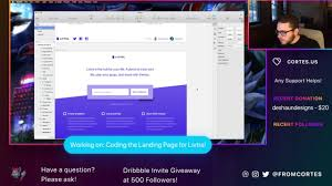 Coding A Startup Landing Page From Scratch Building A Startup