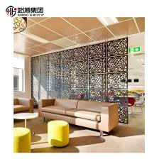 metal curtain wall divider design