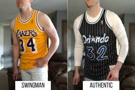 How Do Mitchell And Ness Nba Jerseys Fit My Review