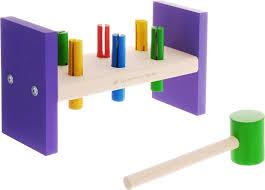 Краснокамская <b>игрушка Игровой набор</b> Стучалка