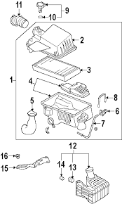 com acirc reg mazda engine oem parts diagrams 2003 mazda 6 i l4 2 3 liter gas engine parts