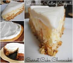 Carrot Cake Cheesecake Recipe Pictures Photos And Images For