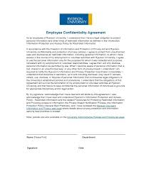 Client Protection Agreement Template 40 Non Disclosure Agreement ...