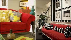 Red Sofa Living Room Decor Wonderful Living Room Ideas With Red Sofa With Ideas For